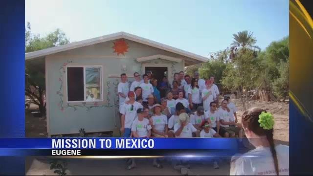 video eugene architect builds 100 homes in mexico for those in need